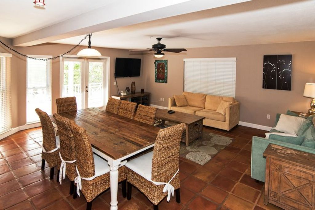 Lower Dining Area