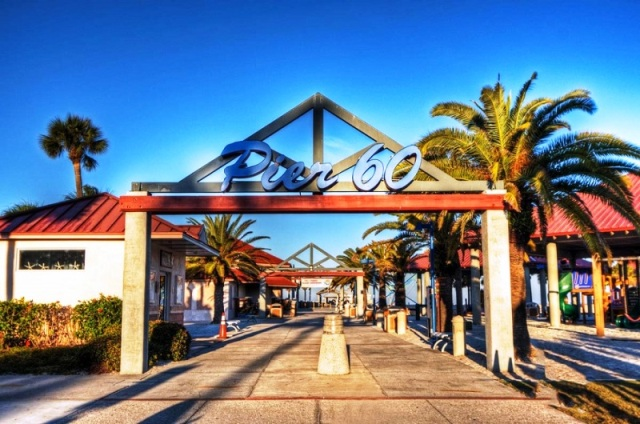 Clearwaters Pier 60 with Daily Activities