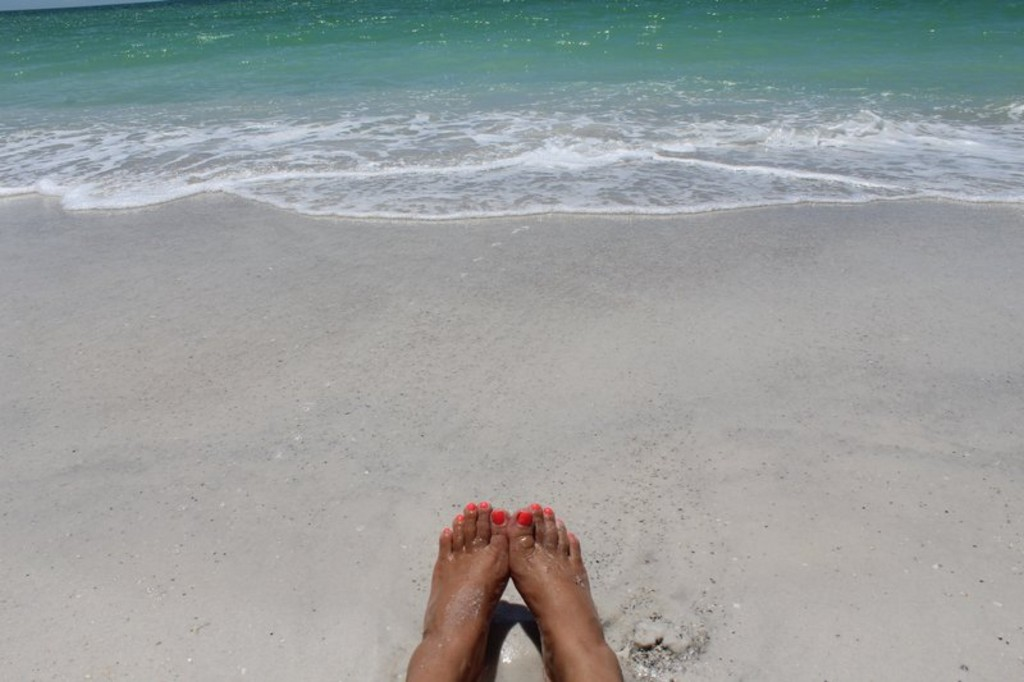 Relax and Enjoy the Silky Sands and Clear Waters of the Gulf