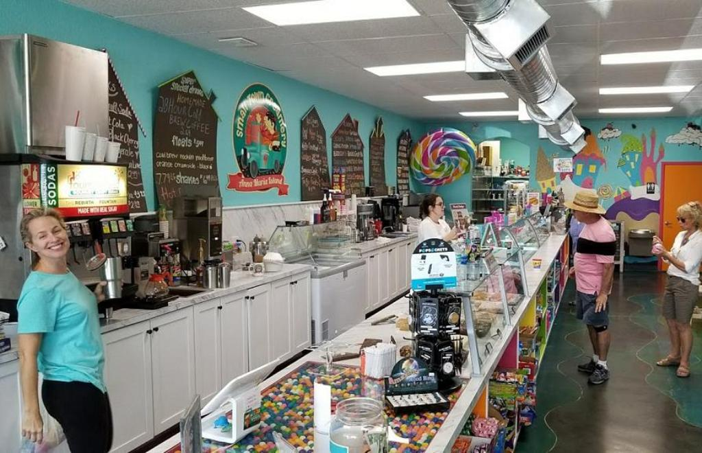 The Small Town Creamery has Great Treats to Cool Off