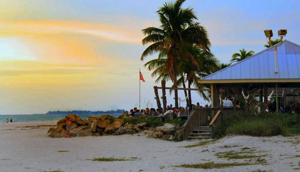 Go Straight from the Beach to Dining & Catch the Sunset