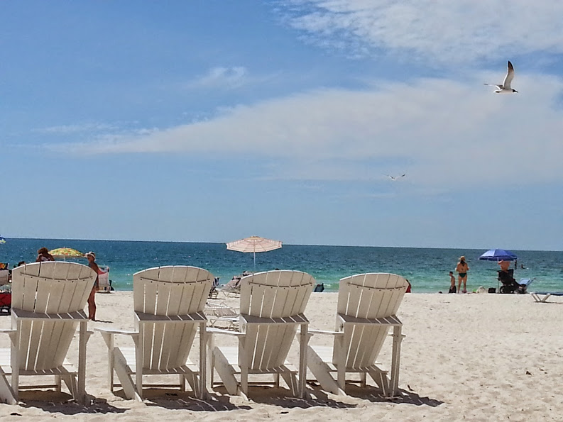 Lazy Days at the Beach are Waiting for You.