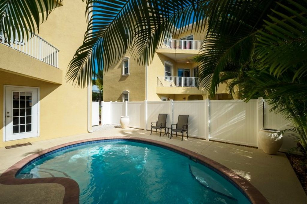 Your Private Oasis With Heated Pool