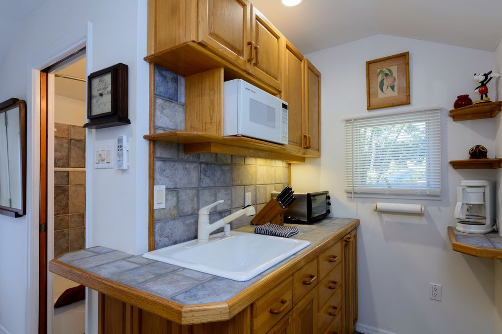 Guest House Kitchenette.