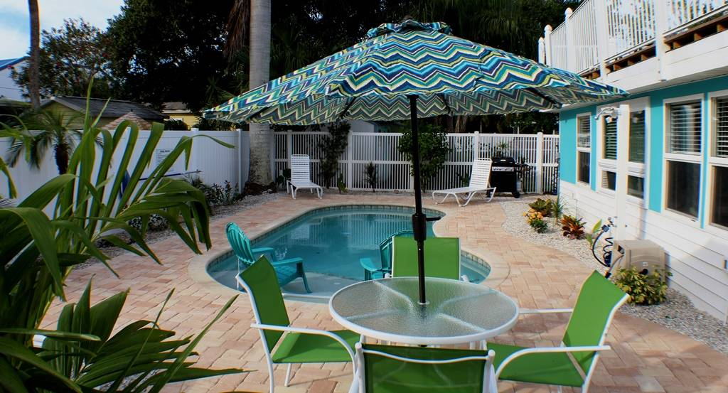 Your Private Oasis to Enjoy with Heated Pool