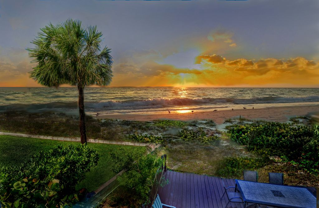 Watch the Sunset From Your Master Bedroom Deck