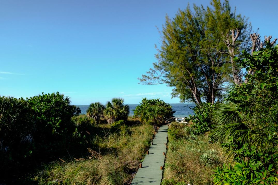 Beach Boardwalk for Easy Access to your Beach Paradise