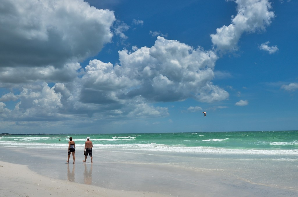 Spend Leisurely Days Strolling the Silky Sands