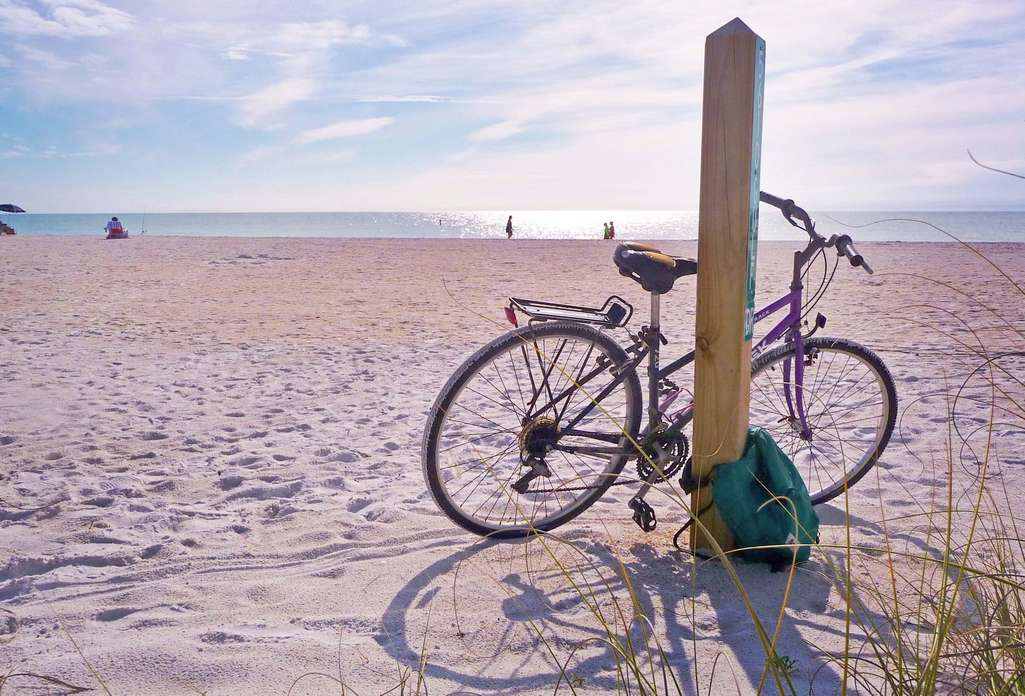 Bikes are the Perfect Transportation For Island Living