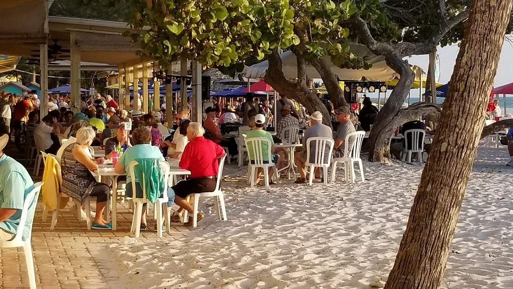 Relax at Manatee Beach w/ Food, Live Music & New Friends