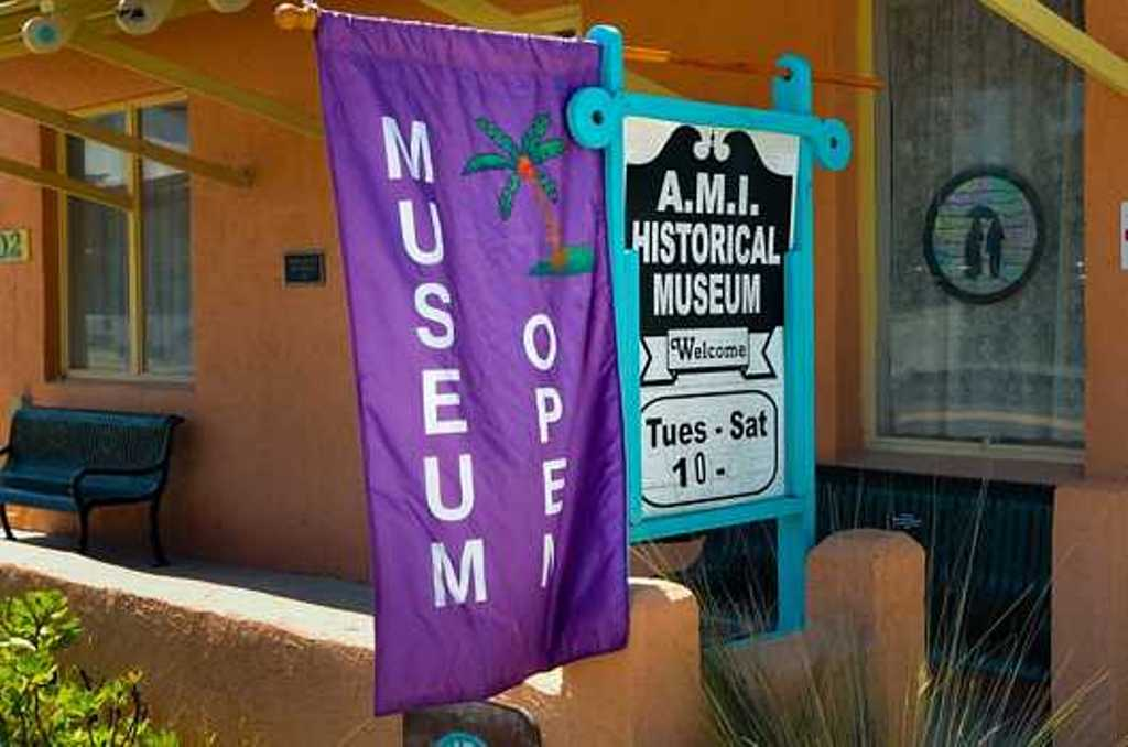 AMI Historical Museum on Pine Ave