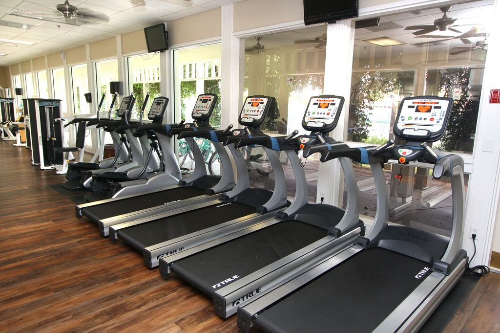 Join the Cedar Resort Fitness Center