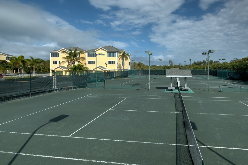 A Tennis Player's Dream Resort