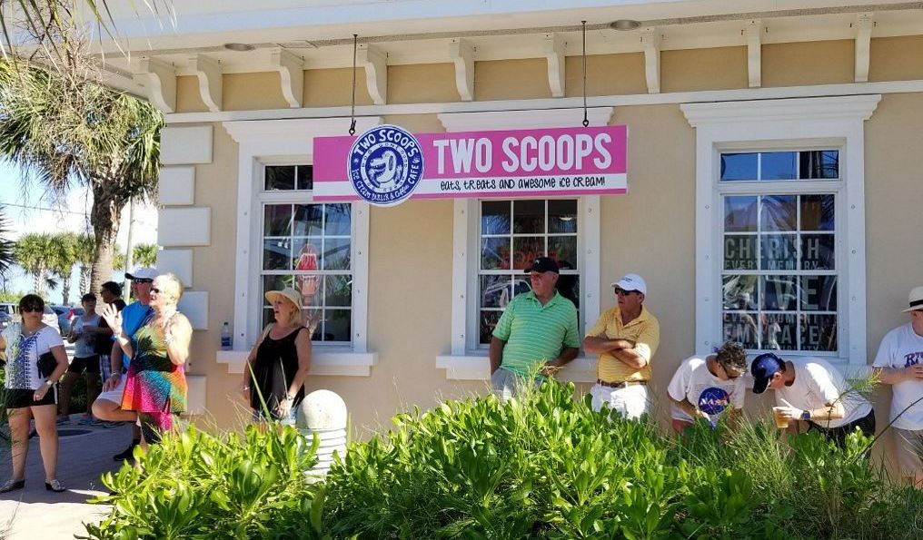 Find the Best Ice Cream at Two Scoops