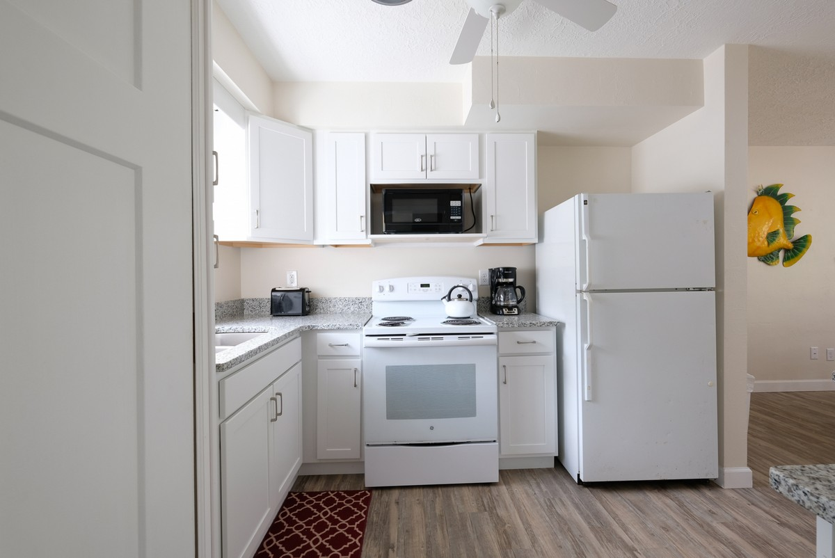 Newly Updated Kitchens Make Meals a Breeze