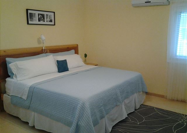 King Bed in Bedroom two