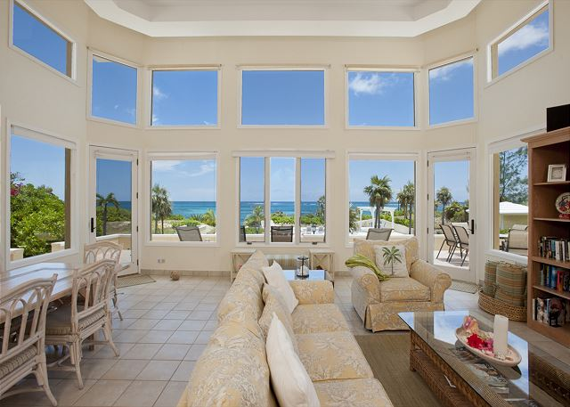 Great Room with Ocean View