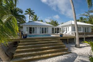 New Beachfront House On Famous French Leave Beach w/NEW POOL Governors Harbour Bahamas Eleuthera Vacation Rentals