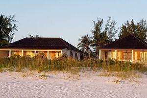 Stunning New Luxury Villas Directly On French Leave Beach Governors Harbour Bahamas Eleuthera Vacation Rentals