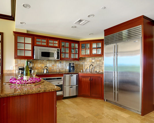 Oceanfront G206 Gourmet Kitchen