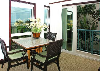 Dining Area Oceanview
