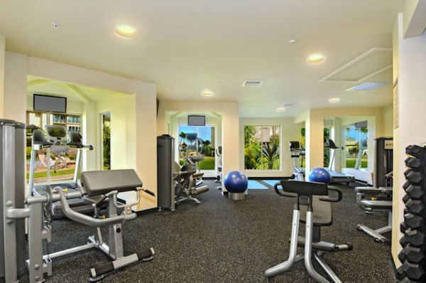 Waipouli Resort New Fitness Center