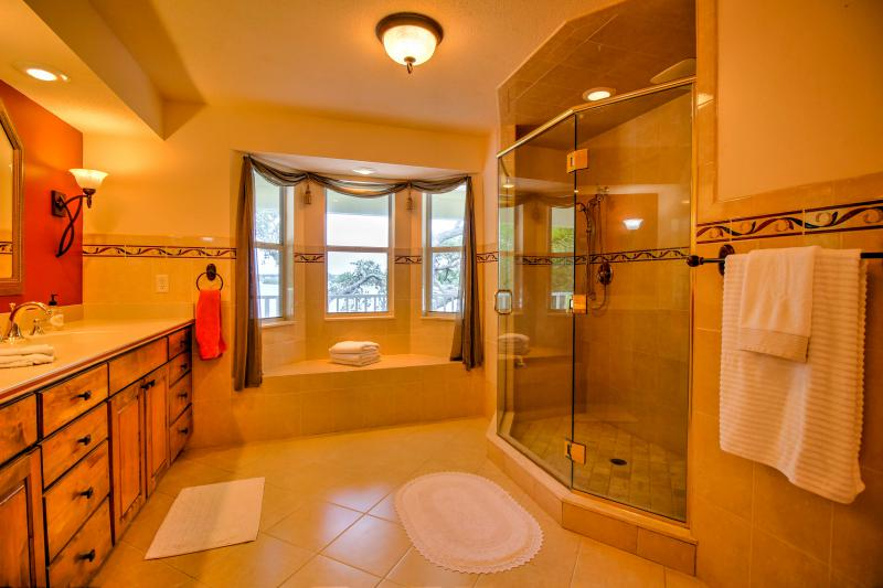 Amazing Private Bathroom with Two Person Shower!