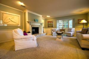 Gather With Friends at the Front Seating Room