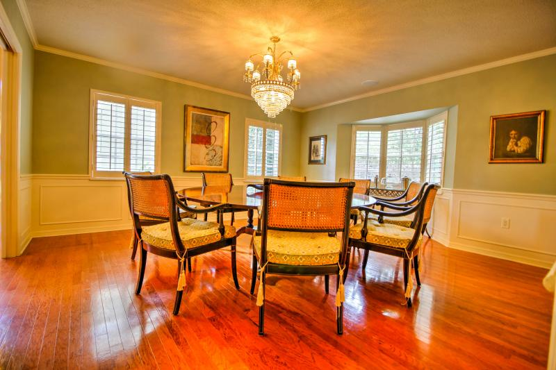 Have a Grand Time at this Dining Room Table