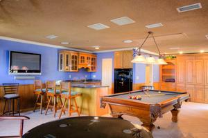 """""""Man Cave"""" Event, Game and Bar Room"""