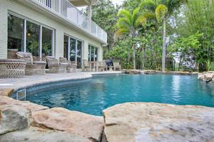 Wonderful Pool Area for Relaxing in the Florida Sun