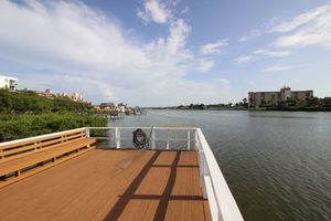 Enjoy fishing from your private dock. Manatees and dolphins