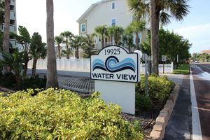 Water View on Indian Rocks Beach.