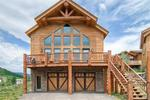 Mt Crested Butte family vacation home with mountain views and very close to slopes