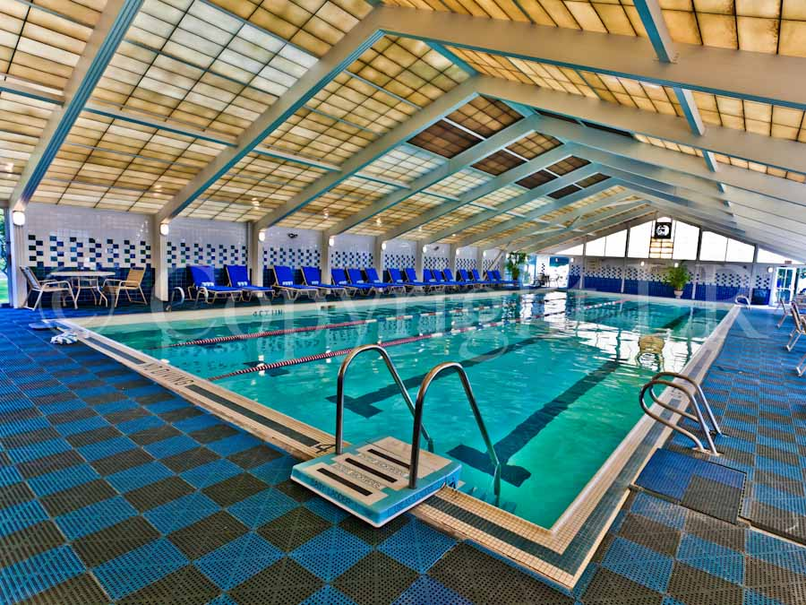 Fletcher Indoor Pool