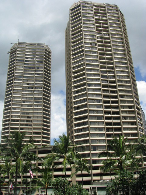 Discovery Bay Twin Tower