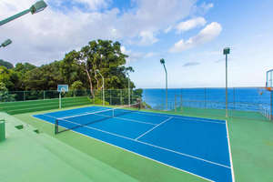 Tennis & Basketball Court