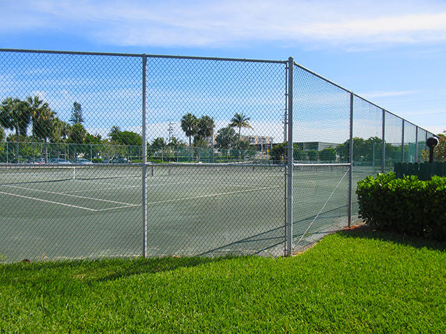 Estero Beach And Tennis Club Tennis Courts