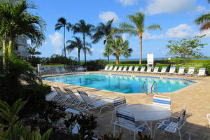 Estero Beach And Tennis Club Resort Sized Heated Pool