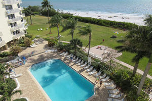 On the south end of Fort Myers Beach is Estero Beach And Tennis Club