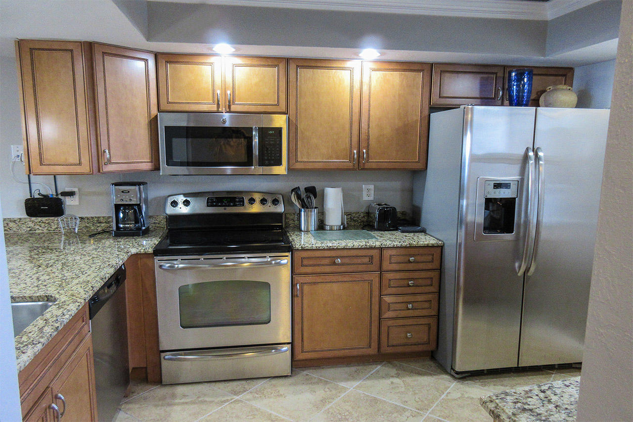 Brand New Appliances at Eden House 403