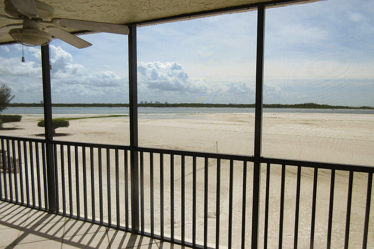 Beautiful View of the Gulf from Carlos Pointe 231