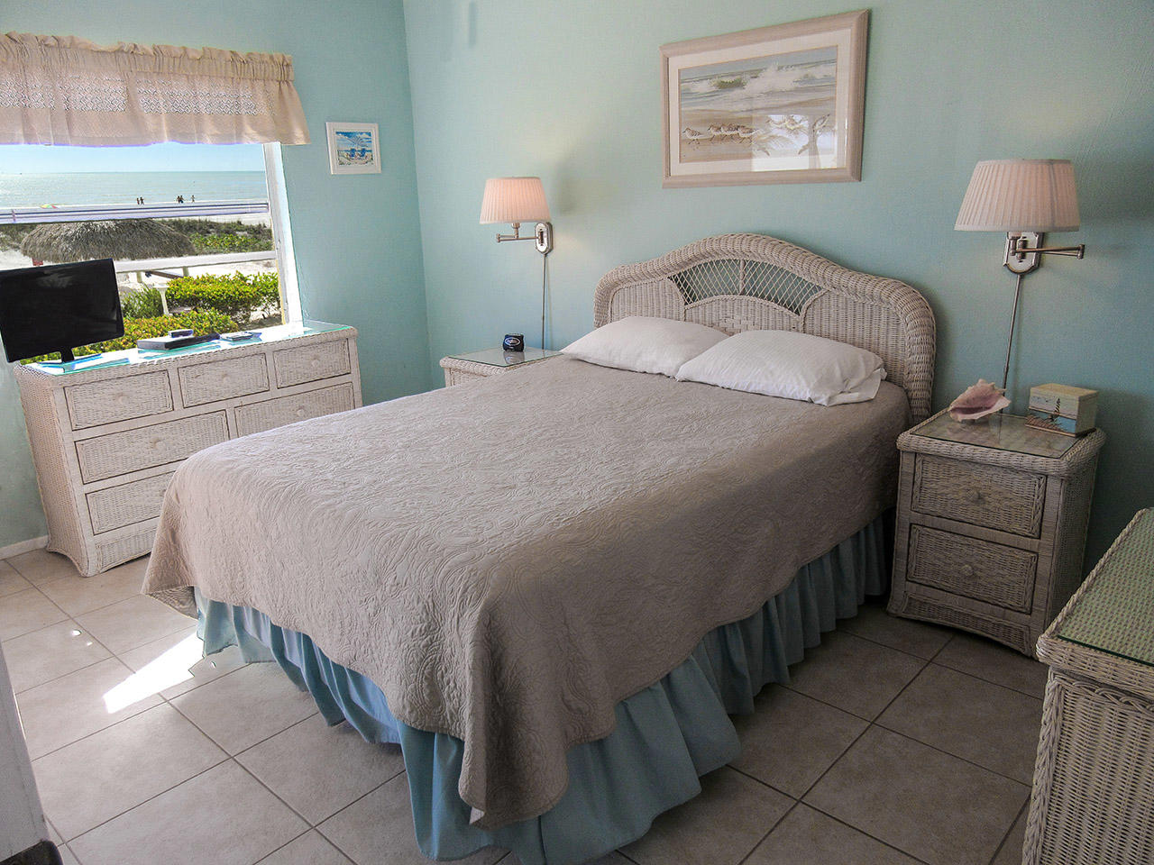 Estero Sands 103 Master Bedroom