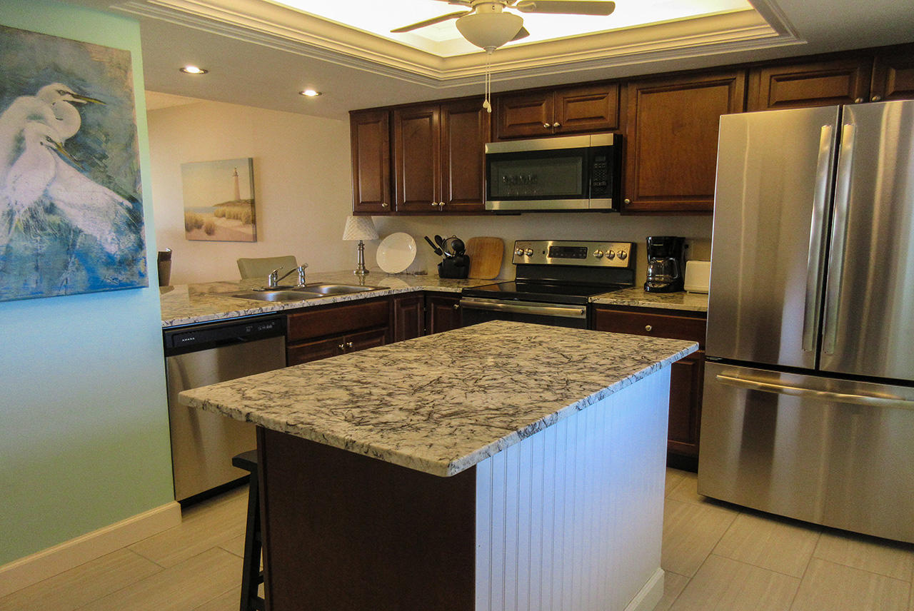 Remodeled Fully Equipped Kitchen