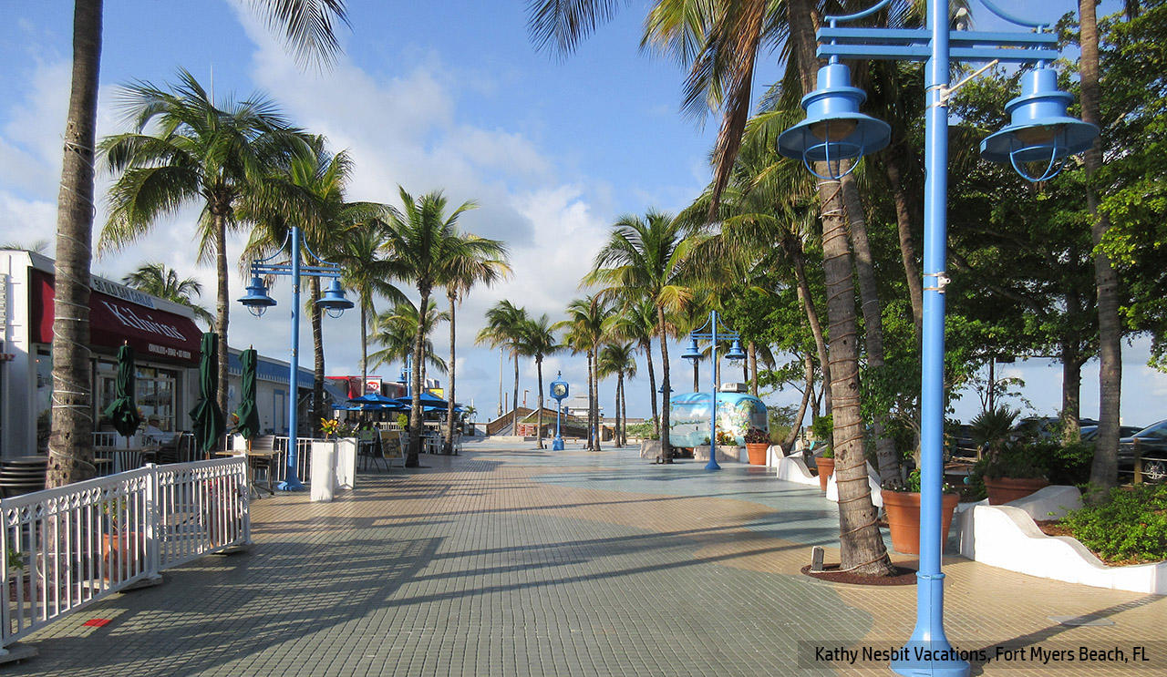 The Pier on Fort Myers Beach