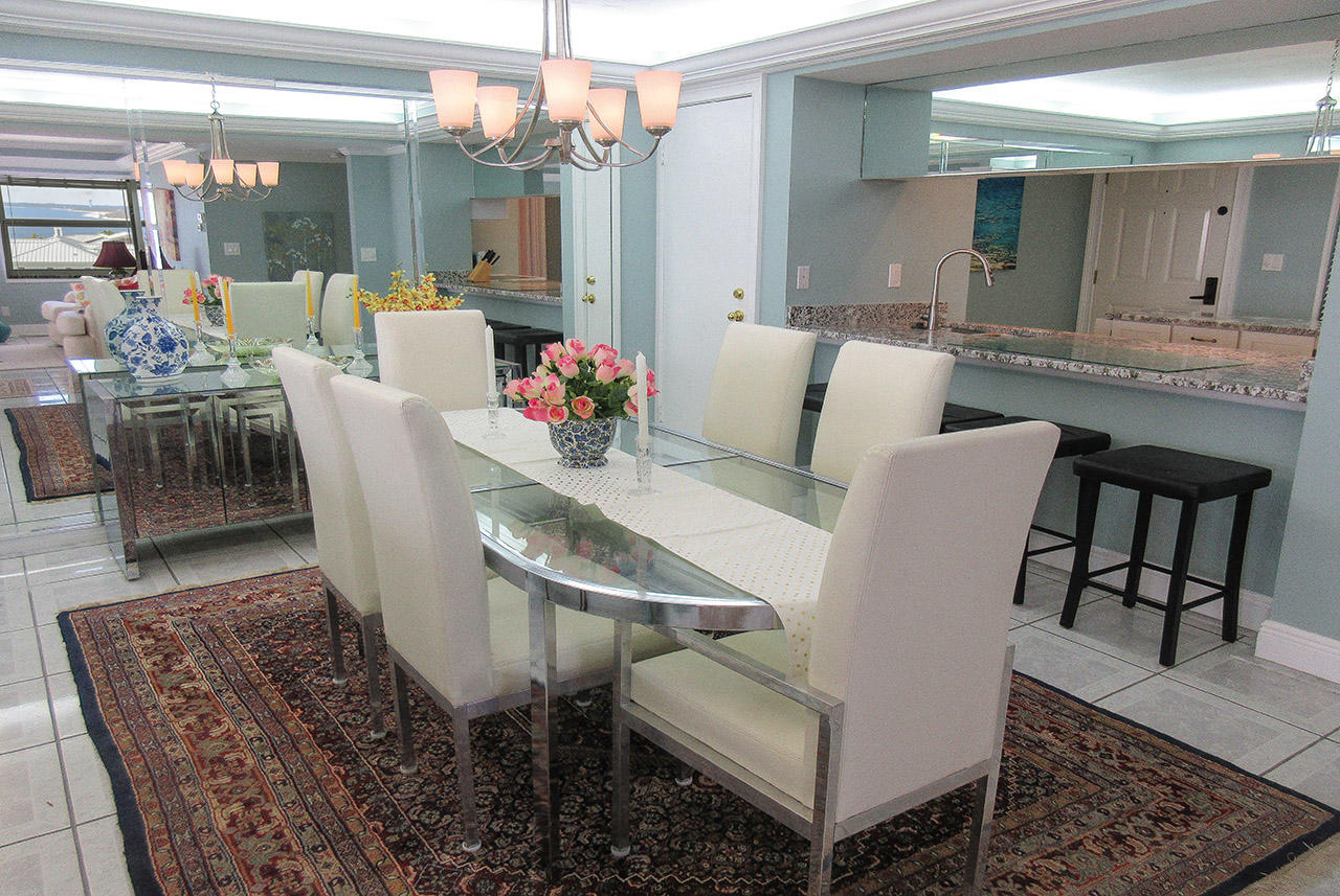 Eden House Penthouse 5 All Rooms Have Been Completed Remodeled and Professionally Decorated