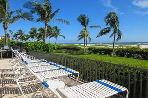 Gorgeous Riviera Club Condos sit right on 7 miles of sugar white sandy beach.