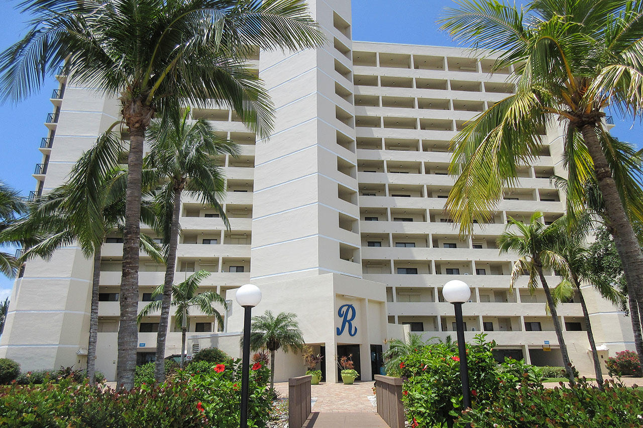Riviera Club Beachfront Resort Condos