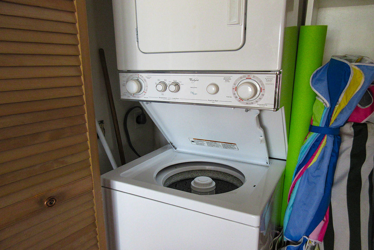 Island Breeze Washer and Dryer