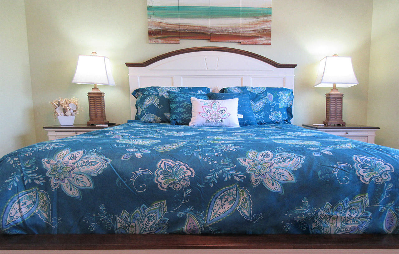 Newly remodeled Guest Bedroom